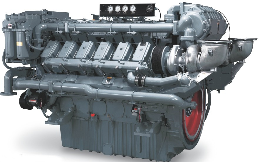 1000 - 3000 hp engines DC system