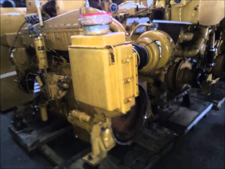 100 - 500 hp engines