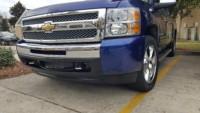 Blue Truck Build Inter-cooler