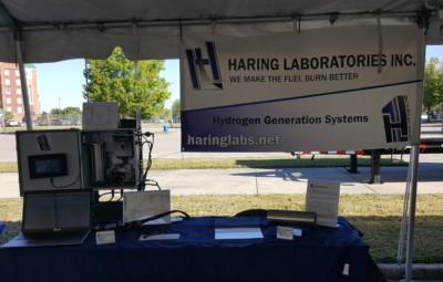 HaringLabs at LAGCOE 2017