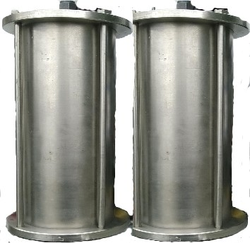 Twin Stainless Steel Generators