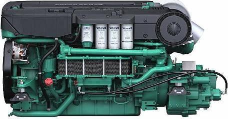 400 - 800 hp engines